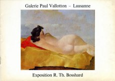 Catalogue Galerie Paul Vallotton, Lausanne, 1978
